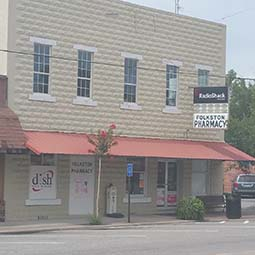 Drop off at Folkston Pharmacy
